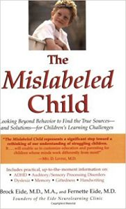 Mislabeled Child Cover